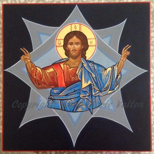 kristus orans 5