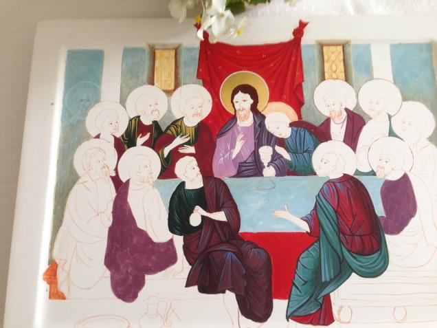 lysning kristus tunika